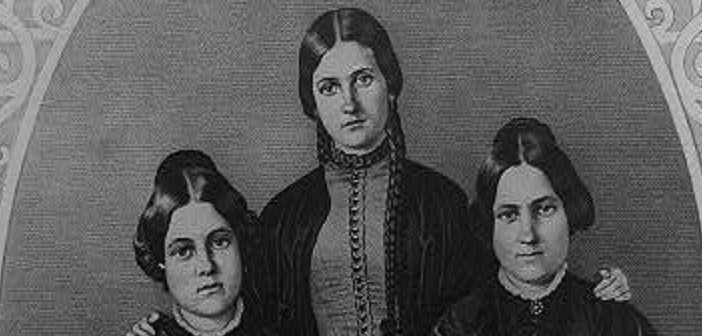 The Fox Sisters and the Birth of Spiritualism - HeadStuff