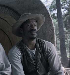 Nate Parker as Nat - headstuff.org