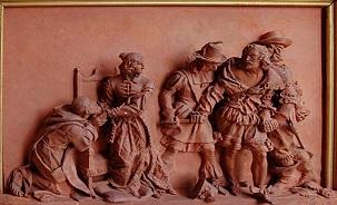 A 19th century sculpture by Felicie de Fauveau - headstuff.org