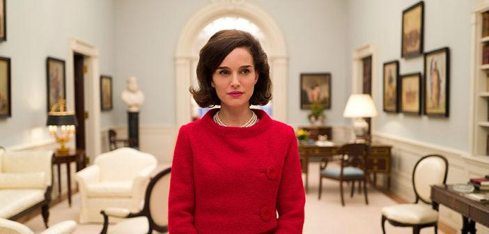 Natalie Portman Jackie 2017 Oscars Best Actress favourite - HeadStuff.org