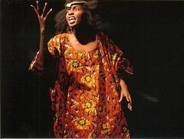 Anabela Vandiame as Kimpa Vita - headstuff.org