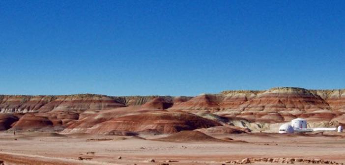 Mars Desert Research Station Crew 173