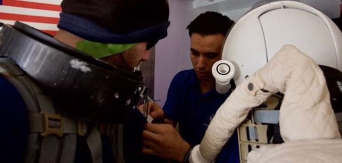 spacesuit Crew 173