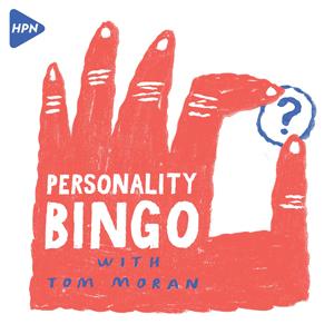 Personality Bingo Cover HeadStuff Podcast Network