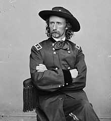 Lieutenant Colonel George Custer - headstuff.org