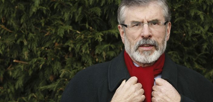 Gerry Adams - HeadStuff.org
