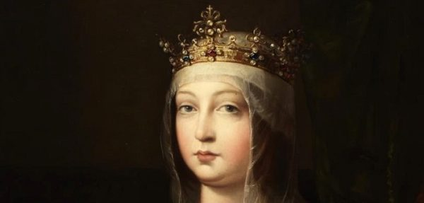 Iasabella of Castile - headstuff.org