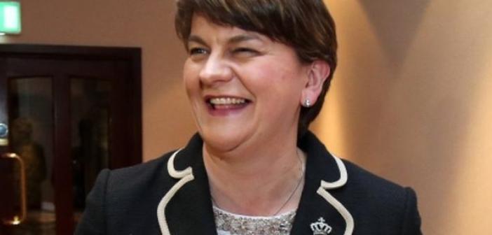 Arlene Foster - HeadStuff.org