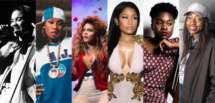 THE PLAYLIST #20 | Women's Day Hip-Hop: The Greatest Female