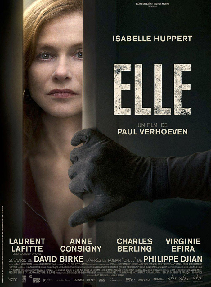 Elle is in cinemas from Friday 10th March. - HeadStuff.org