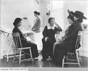 Margaret Sanger, Ethel Byrne and Fania Mindel - headstuff.org
