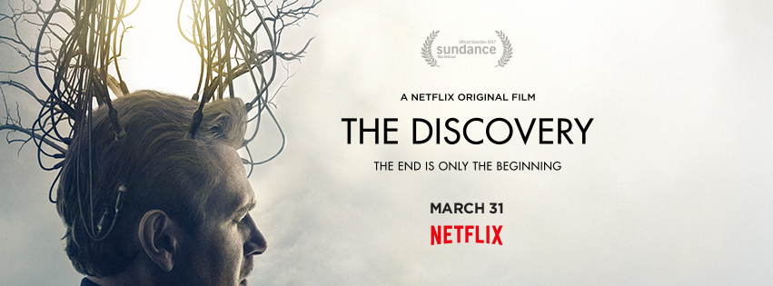 The Discovery is available on Netflix now. - HeadStuff.org