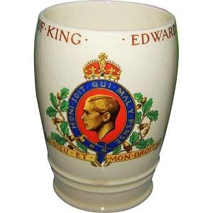 Coronation mug for Edward V - headstuff.org