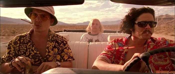 Fear and Loathing in Las Vegas - HeadStuff.org
