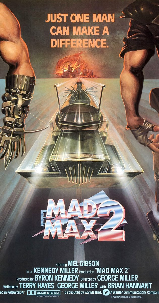 Mad Max 2: The Road Warrior.- HeadStuff.org