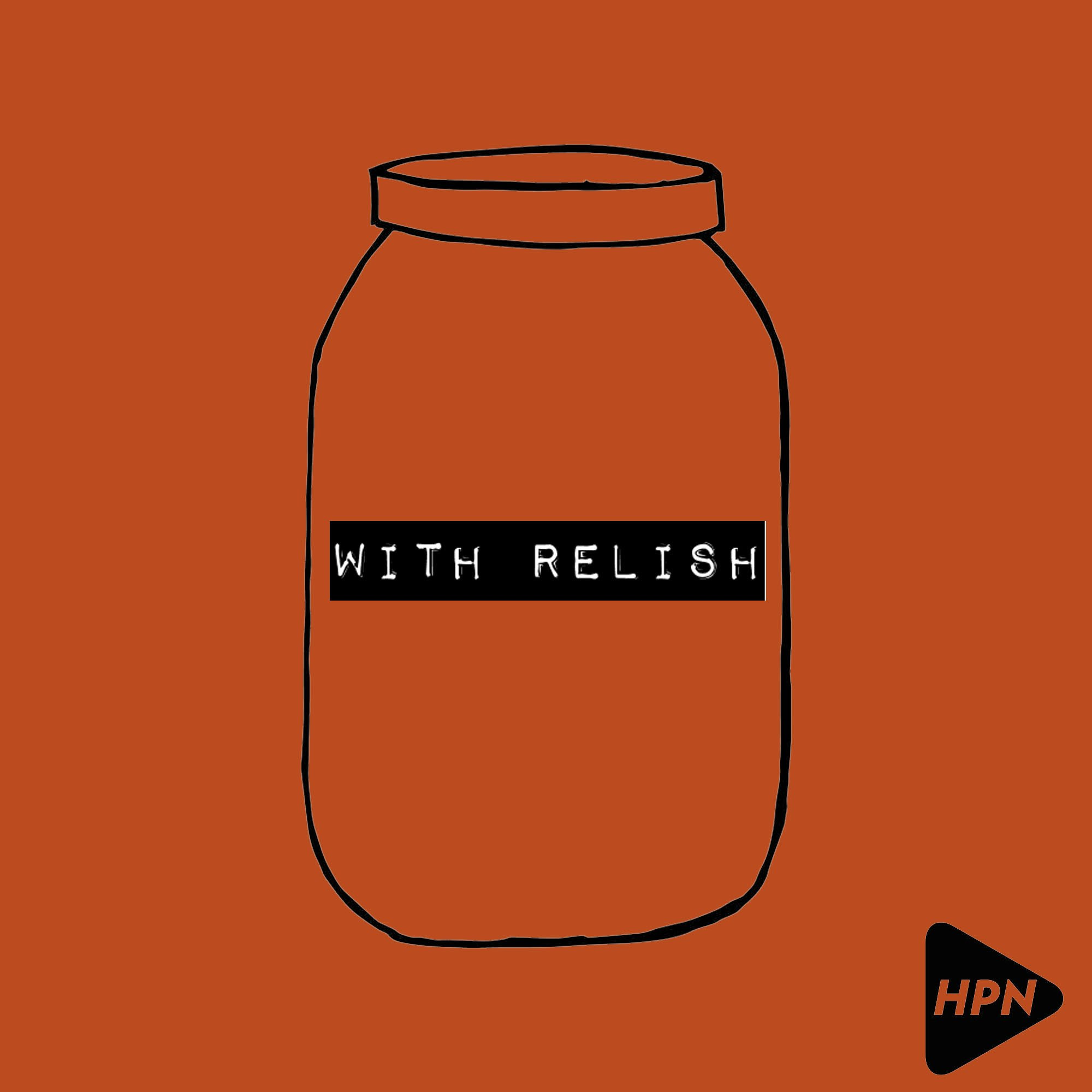 with relish food podcast ireland itunes cover art, Harry Colley and Aoife Allen - HeadStuff.org