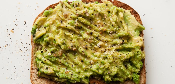 Avocado toast - HeadStuff.org