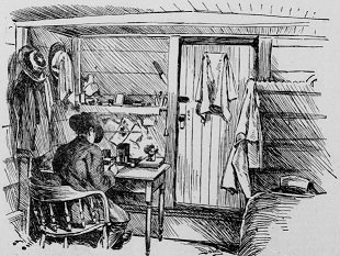 Jack Garland's houseboat - headstuff.org