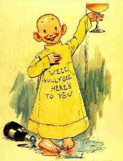 The Yellow Kid - headstuff.org