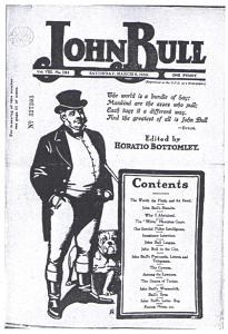 Cover of John Bull magazine - headstuff.org