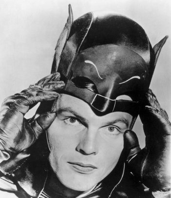 Adam West 1928 - 2017. - HeadStuff.org