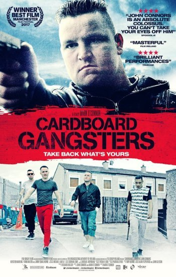 Cardboard Gangsters is in cinemas from June 16th. - HeadStuff.org