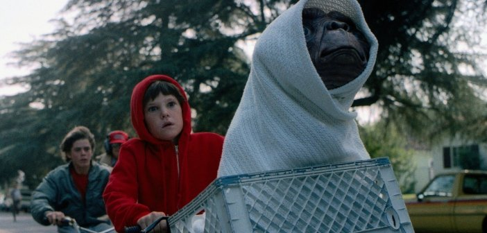 E.T. The Extra Terrestrial released in June 1982. - HeadStuff.org