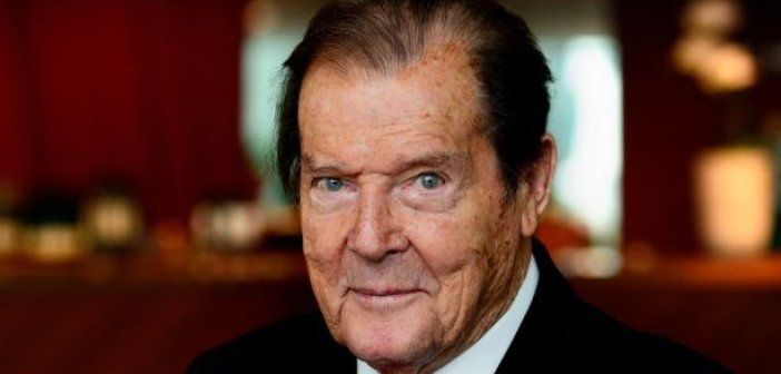 Sir Roger Moore 1927 - 2017. - HeadStuff.org