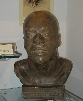 William Corder's death mask - headstuff.org