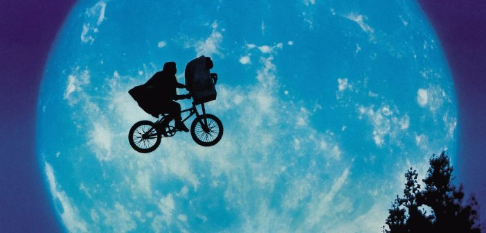 E.T. The Extra Terrestrial released in 1982. Source