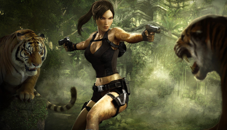 Lara Croft - HeadStuff.org