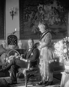 Count and Countess von Bernstorff - headstuff.org