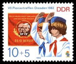 Pioneers Lenin Thälmann
