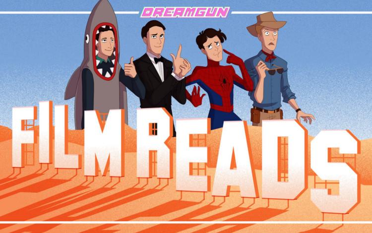 Dreamgun Film Reads - HeadStuff.org
