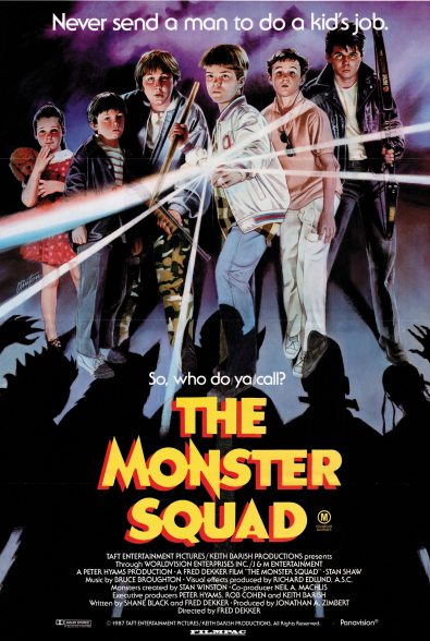 The Monster Squad was released on this date in 1987. - HeadStuff.org