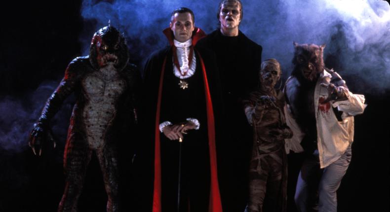 The Monsters in The Monster Squad. - HeadStuff.org