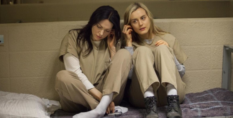 Alex and Piper in Orange is the New Black. - HeadStuff.org