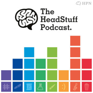 The HeadStuff Podcast Cover Art