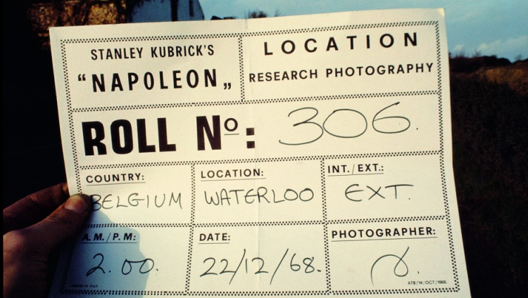 Location Scouting for Kubrick's Napoleon. - HeadStuff.org