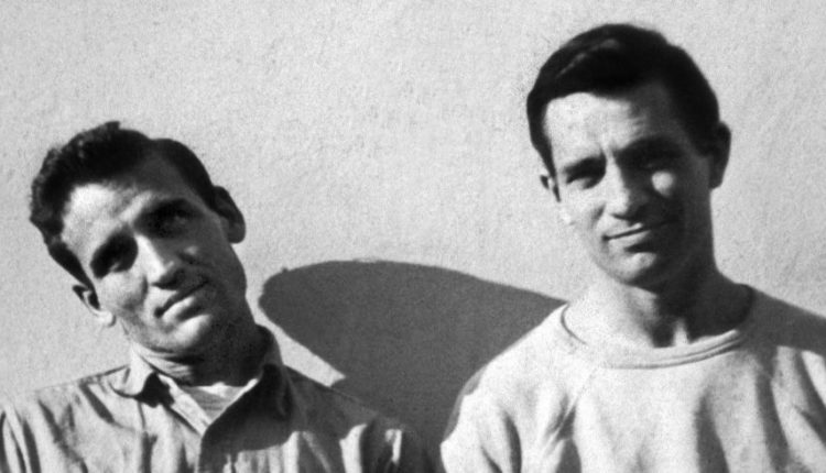Neal Cassady & Jack Kerouac On The Road - HeadStuff.org