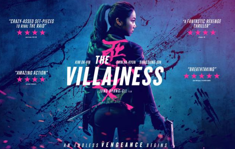 The Villainess is in cinemas from Friday 15th September. - HeadStuff.org