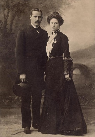 "Ethel ""Etta"" Place and the Sundance Kid - headstuff.org"