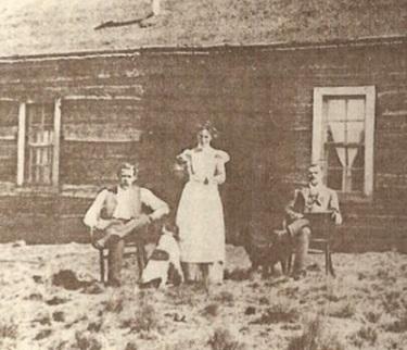 "The Sundance Kid, Ethel ""Etta"" Place and Butch Cassidy - headstuff.org"