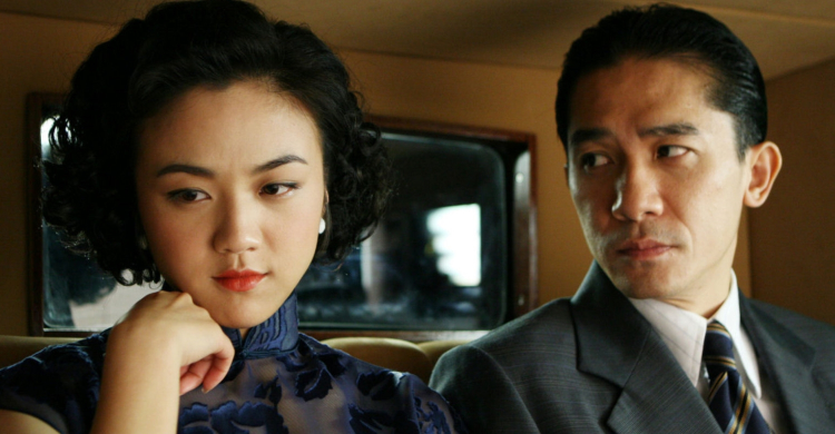 Wei Tang & Chiu-Wai Leung in Ang Lee's Lust, Caution. - HeadStuff.org