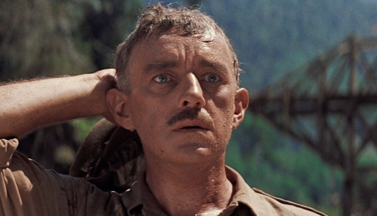 'What have I done?' - Alec Guinness in The Bridge on the River Kwai. - HeadStuff.org