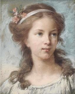 Elisabeth Vigee Le Brun - headstuff.org