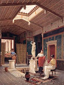 A Roman Atrium - headstuff.org