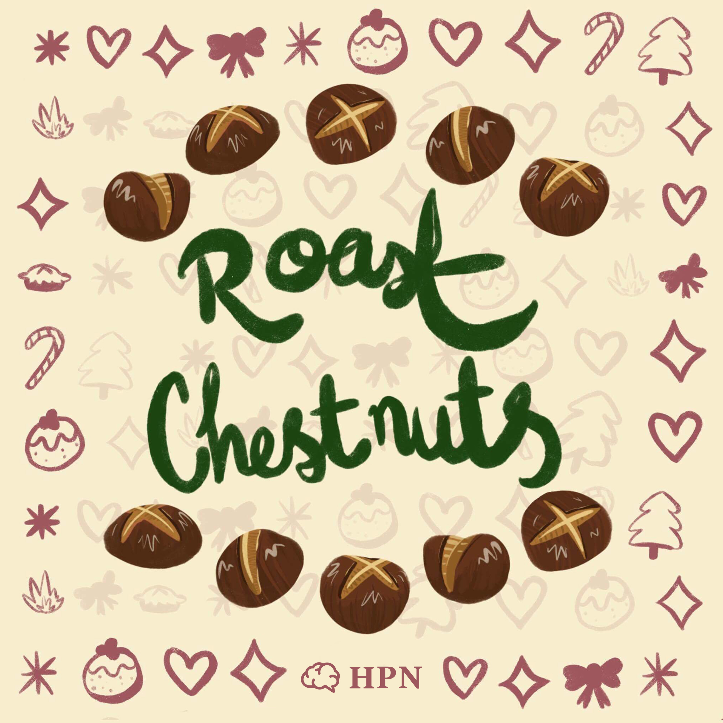 Roast-Chestnuts-HPN-Cover-christmas podcast