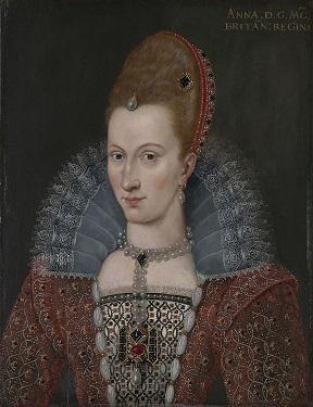 Anne of Denmark - headstuff.org