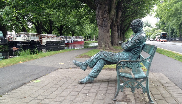 Patrick Kavanagh Canal - HeadStuff.org